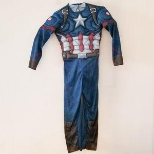Rubys' Captain America